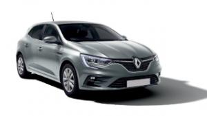 Renault mégane compacte