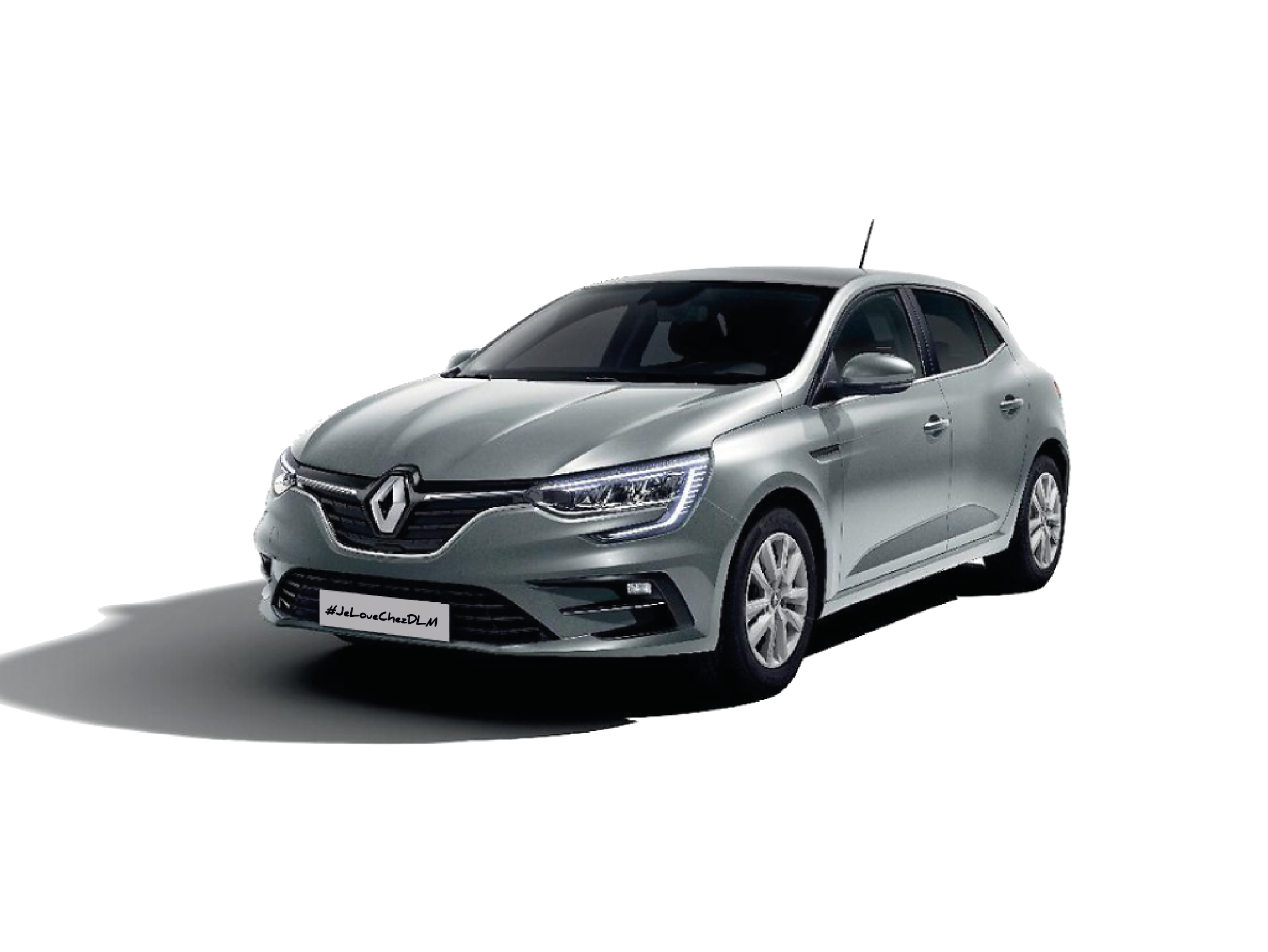 Renault megane location voiture compacte