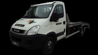 Camion porte voiture iveco 3 places