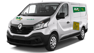 Renault trafic 6m³ 3 places