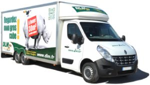 Camion 30m³ Renault master
