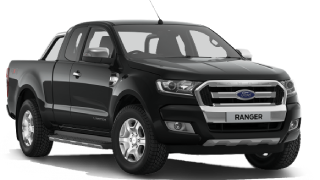 Ford Ranger 4x4 3 places