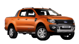 Ford ranger 4x4 double cabine