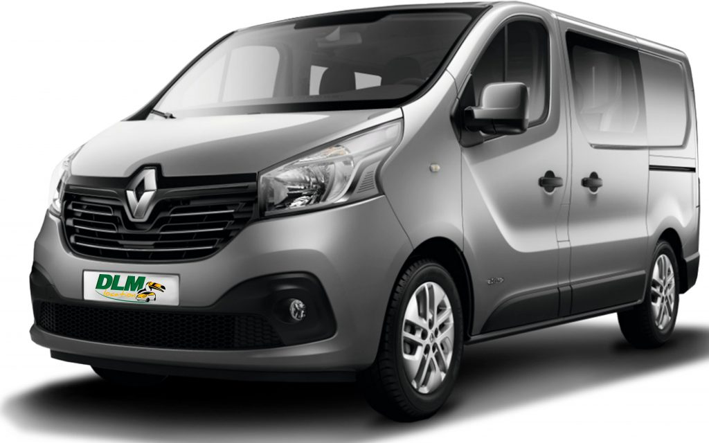 Renault trafic 6 places
