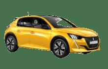 Peugeot 208, Renault Clio