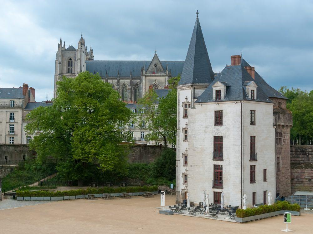 Location voiture Nantes