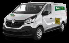 Renault trafic, Mercedes Vito, Fiat Scudo